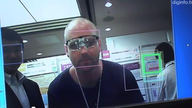 Google Glass Yüz Tanıma Özelliğini Engelleyen Gözlük