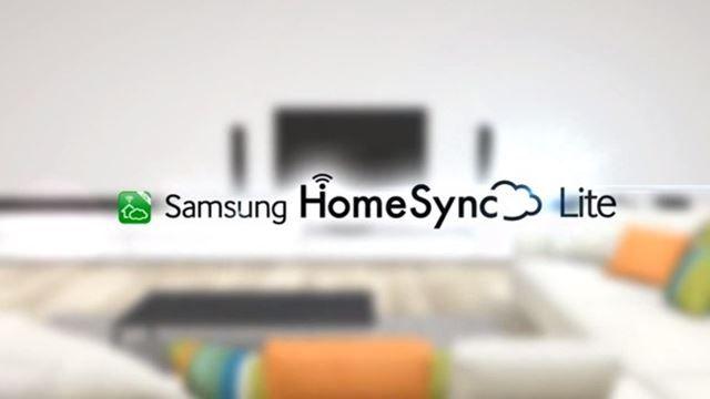 Samsung HomeSync Lite Tanıtım Videosu