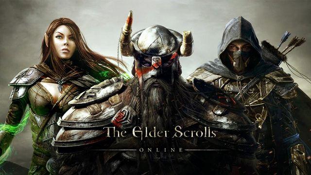 The Elder Scrolls Online - E3 2013 Oynanış Videosu