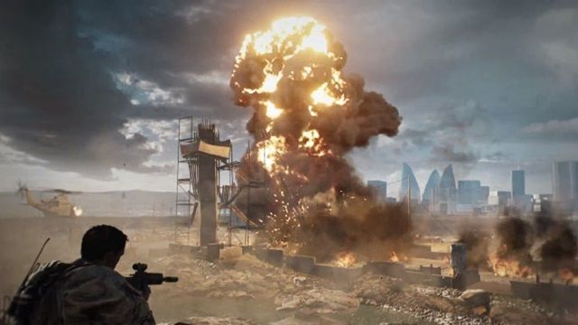Battlefield 4: Resmi Frostbite 3 Videosu