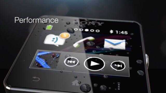 Sony SmartWatch 2 Tanıtım Videosu
