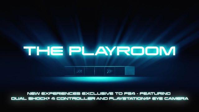 PS4 PlayRoom Tanıtım Videosu