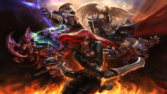 League Of Legends Türkiye Yaz Turnuvası Videosu