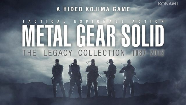 Metal Gear Solid: The Legacy Collection Tanıtım Videosu