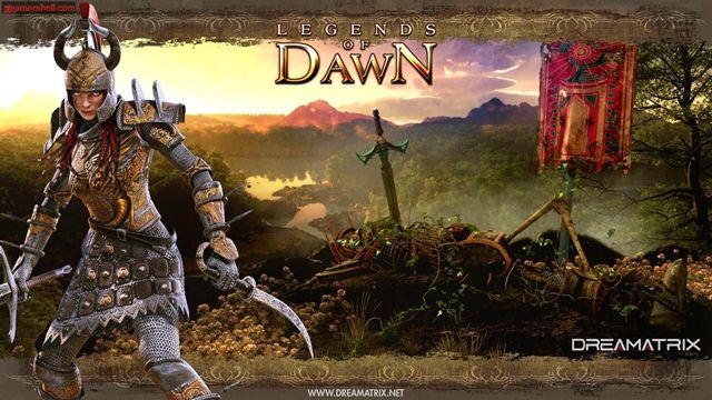 Legends of Dawn Çıkış Videosu