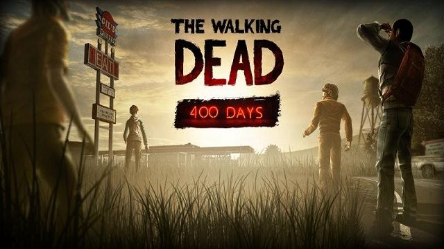 The Walking Dead: 400 Days Çıkış Videosu