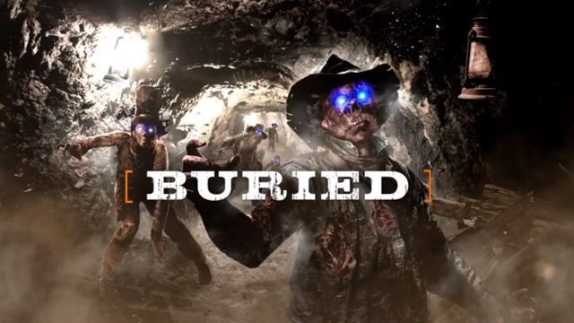 Call of Duty Black Ops 2 - Buried