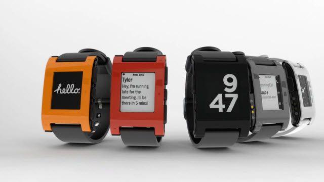 Pebble Akıllı Saat Tanıtım Videosu
