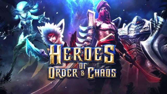 Gameloft Heroes of Order & Chaos için 4. Güncellemeyi Yayınladı