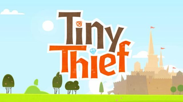 Tiny Thief Tanıtım Videosu