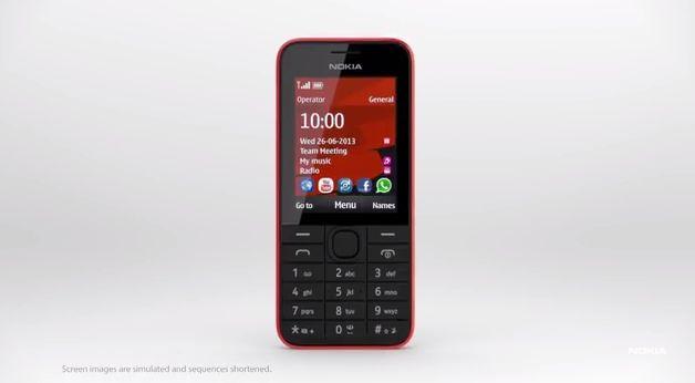 Nokia 208 Tanıtım Videosu