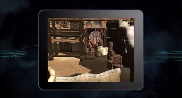 Prince Of Persia - The Shadow and the Flame Geliyor