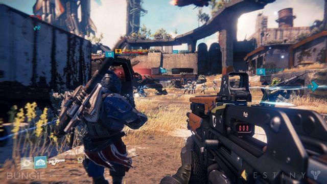 Destiny E3 2013 Oynanış Videosu