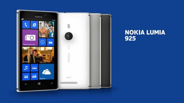 Nokia Lumia 925 Kamera Tanıtım Videosu