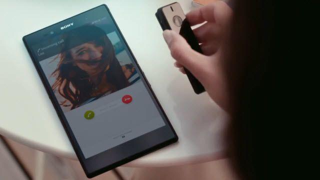 Sony Xperia Z Ultra Tanıtım Videosu