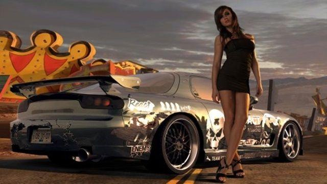 Need for Speed Filmi Yapım Aşamaları