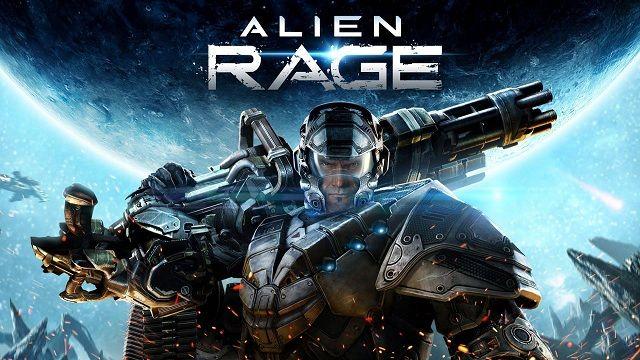 Alien Rage Sinematik Videosu