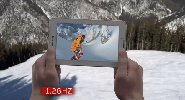 Lenovo A3000 Tanıtım Videosu