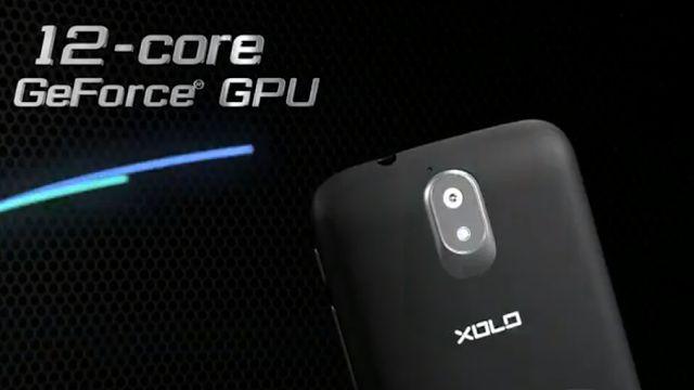 Tegra 3 İşlemcili Cep Telefonu XOLO Play