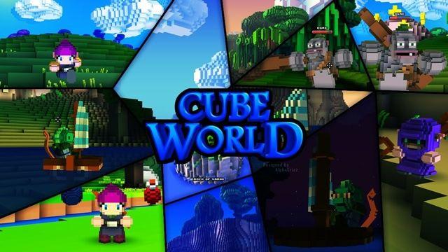 Cube World - Explorers