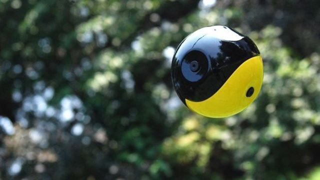 Squito Fırlatılabilir Panaromik Kamera Tanıtım Videosu
