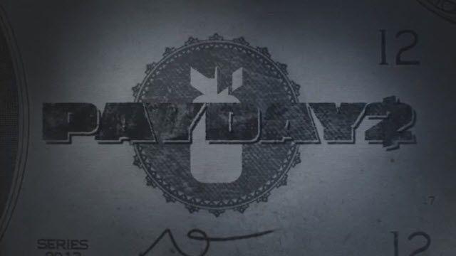 Payday 2 Oynanış Videosu