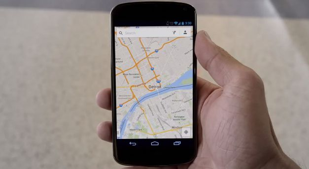 Yeni Google Maps ile Tanışın