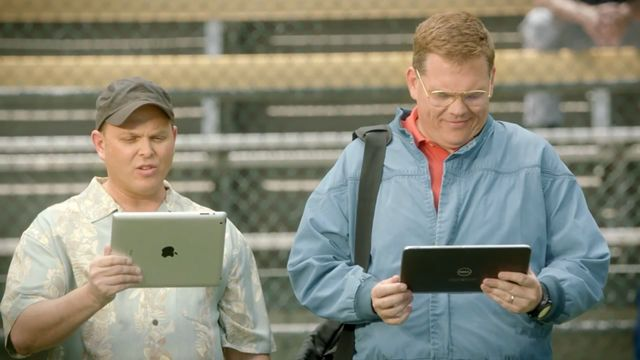 Microsoft iPad'i Yerden Yere Vurdu