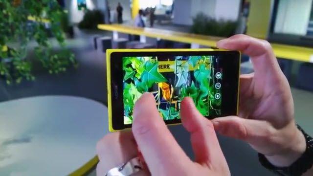 Nokia Lumia 1020 Pro Cam Tanıtım Videosu