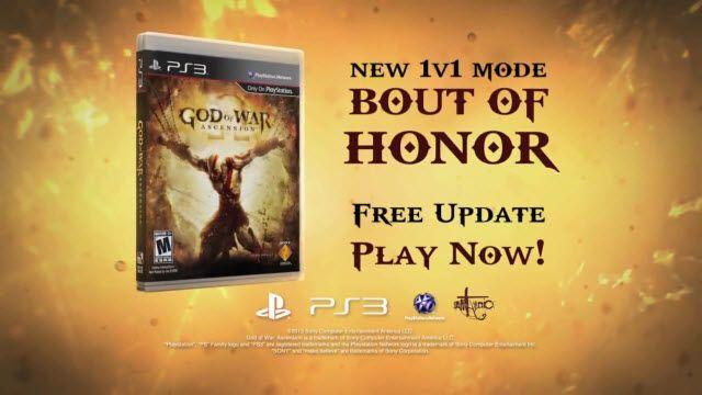 God of War: Ascension - Bout of Honor Çıkış Videosu