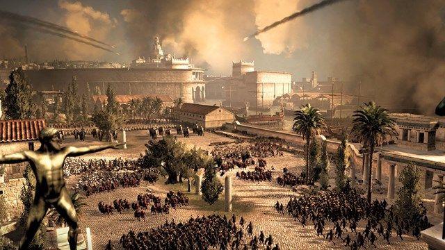 Total War: Rome 2 İçin 15 Dakikalık Oynanış Videosu Yayınlandı