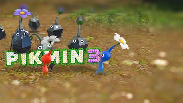 Pikmin 3 Oyun Kahramanları Tanıtım Videosu