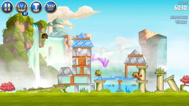 Angry Birds Star Wars 2 Duyuru Videosu