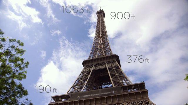 Google ile Eyfel Kulesini Keşfedin