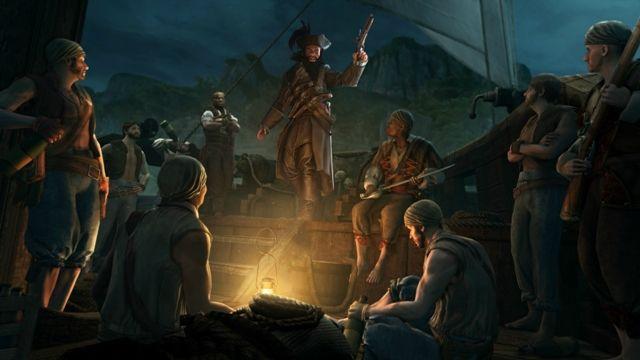 Assassin's Creed 4 - Açık Denizdeki Bir Korsanın Hayatı