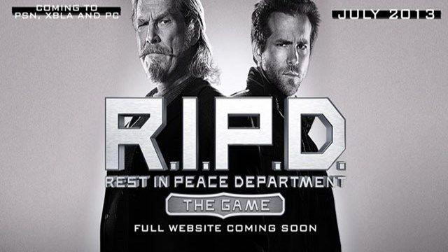 R.I.P.D. The Game Çıkış Videosu