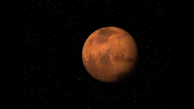 4 Dakikalık Mars Yolculuğu
