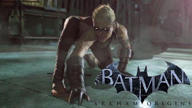 Batman Arkham Origins - Copperhead Tanıtım Videosu