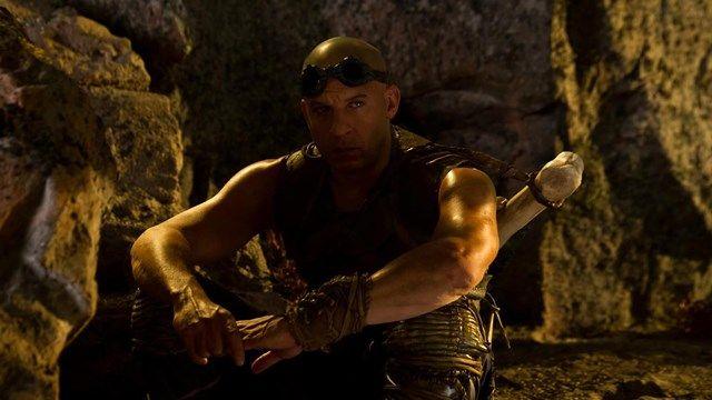 Riddick - Restricted Videosu Yayınlandı