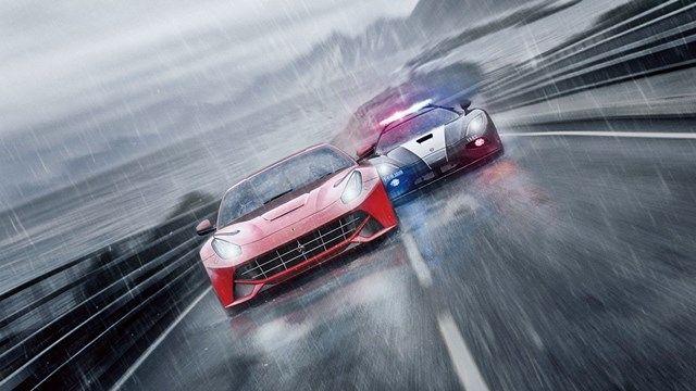 Need for Speed: Rivals - Polisler ve Yarışçılar Videosu