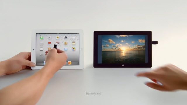 Microsoft'tan Apple'ı Kızdıracak Reklam Filmi