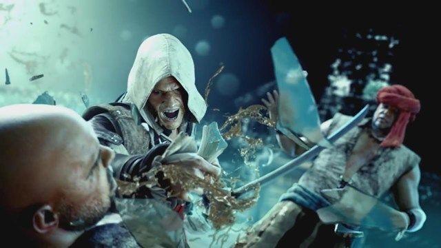 Assassin's Creed 4 - 13 Dakikalık Açık Dünya Oynanış Videosu