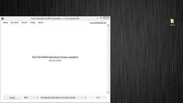 Free YouTube to MP3 Converter ile MP3 Nasıl İndirilir?