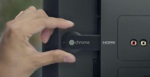 Chromecast ile Tanışın