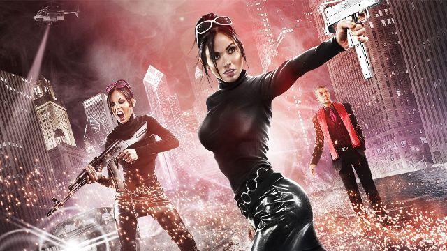 Saints Row 4 - Toplu Kaldırma Silahları