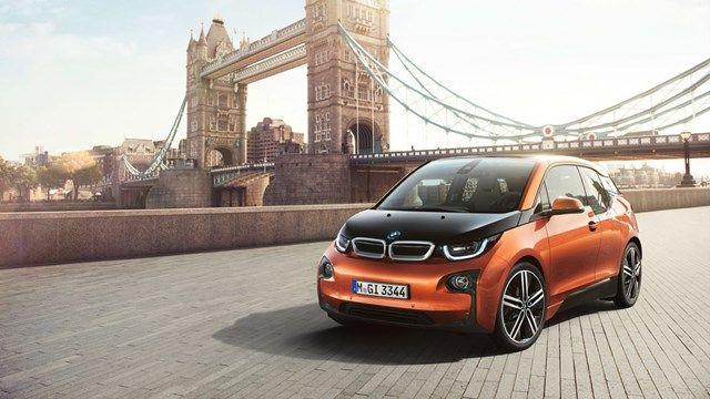 BMW ilk Elektrikle Çalışan Aracı i3'ü Tanıttı