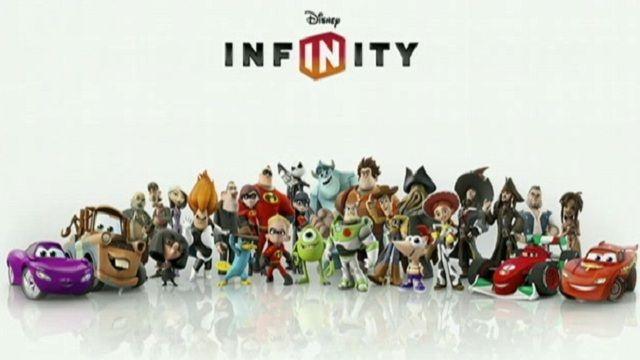 Disney Infinity - Power Discs Tanıtım Videosu