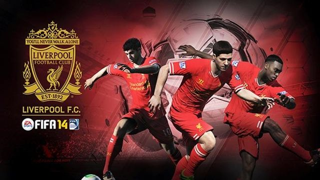 FIFA 14 ve Liverpool Tanıtım Videosu