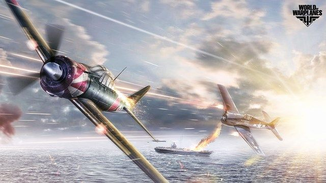 World of Warplanes - Fighters Videosu