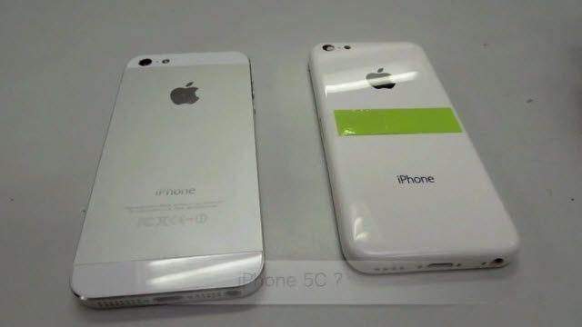 iPhone 5C Böyle Gözükecek